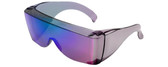 3000GM Over Glasses UV Protection in Green-Mirror