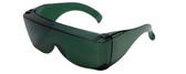 3000G Over Glasses UV Protection in Green