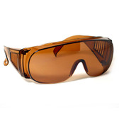 1003DR Over Glasses UV Protection in Copper