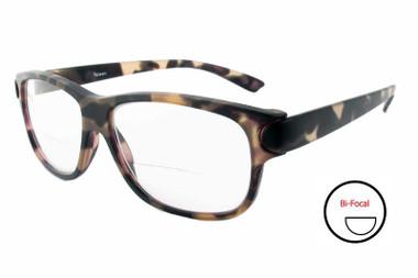 539c876dd6f8 Calabria 4375CB Bi-Focal Reading Glasses - Low Vision Glasses