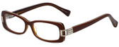 Calabria 853 Cocoa Reading Glasses