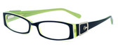 Calabria Designer Reading Glasses 814 Indigo