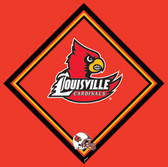 University of Louisville Cleaning Cloth