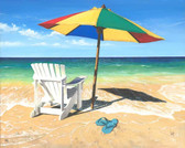 Beach Chair & Umbrella 240-10d-6 Artist Micro Fiber Cleaning Cloth