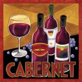Cabernet Wine Artist 240-25a-3 Micro Fiber Cleaning Cloth