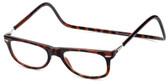 Clic Magnetic Eyewear Regular Fit Ashbury Style in Tortoise