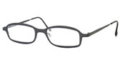 Harry Lary's French Optical Eyewear Bill Reading Glasses in Gunmetal (329)