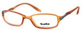 Bollé Designer Reading Glasses Elysee in Satin Cognac 70216 52mm