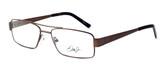 Dale Earnhardt, Jr. 6783 Designer Reading Glasses in Brown