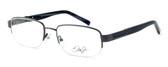 Dale Earnhardt, Jr. 6794 Designer Eyeglasses in Gunmetal :: Rx Bi-Focal