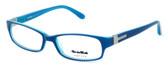 Bollé Deauville Designer Eyeglasses in Ocean Blue :: Progressive