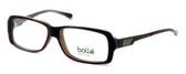 Bollé Dreux Designer Reading Glasses in Brown Stripe