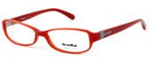 Bollé Matignon Designer Eyeglasses in Candy Cane :: Rx Bi-Focal