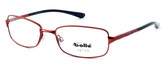Bollé Voiron Designer Eyeglasses in in Red :: Rx Single Vision
