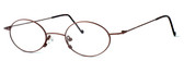 Regency International Designer Eyeglasses SL503 in Antique Bronze 48mm :: Rx Bi-Focal