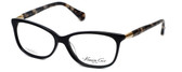 Kenneth Cole Designer Eyeglasses KC0212-001 in Black :: Custom Left & Right Lens