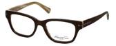 Kenneth Cole Designer Eyeglasses KC0237-050 in Brown :: Rx Single Vision