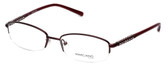 Guess by Marciano Designer Eyeglasses GM113-BU in Burgundy :: Custom Left & Right Lens