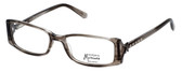 Guess by Marciano Designer Eyeglasses GM146-SMK in Smoke :: Rx Bi-Focal