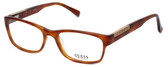 Guess Designer Eyeglasses GU1735-HNY in Honey :: Rx Bi-Focal