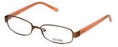 Guess Designer Eyeglasses GU2451-GLD in Gold :: Rx Bi-Focal