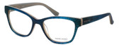 Guess by Marciano Designer Reading Glasses GM260-092 in Blue-Green