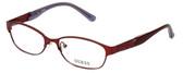Guess Designer Reading Glasses GU2353-BU in Burgundy