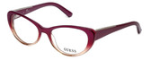 Guess Designer Reading Glasses GU2384-PUR in Purple
