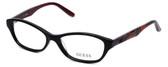 Guess Designer Reading Glasses GU2417-BLK in Black