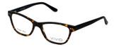 Calabria Viv Designer Eyeglasses 867 in Matte-Demi-Black :: Custom Left & Right Lens