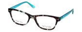 Calabria Viv Designer Reading Glasses 867 in Demi-Blue