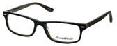 Eddie Bauer Designer Eyeglasses EB8368-Black-Taupe in Black-Taupe 52mm :: Custom Left & Right Lens