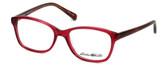 Eddie Bauer Designer Eyeglasses EB8379-Burgundy in Burgundy 52mm :: Progressive