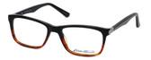 Eddie Bauer Designer Eyeglasses EB8392-Black-Tortoise in Black-Tortoise 53mm :: Rx Bi-Focal