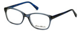 Eddie Bauer Designer Reading Glasses EB8379 in Blue 52mm