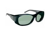 Haven Designer Fitover Sunglasses Sunset in Blue & Polarized Grey Lens (LARGE)