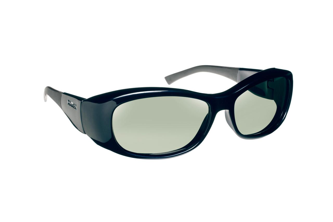 e3214ae6c80 Haven Designer Fitover Sunglasses Solana in Blue   Polarized Grey Lens  (MEDIUM LARGE)