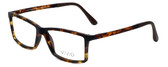 Calabria Viv Designer Eyeglasses 243 in Tortoise 53mm :: Rx Bi-Focal