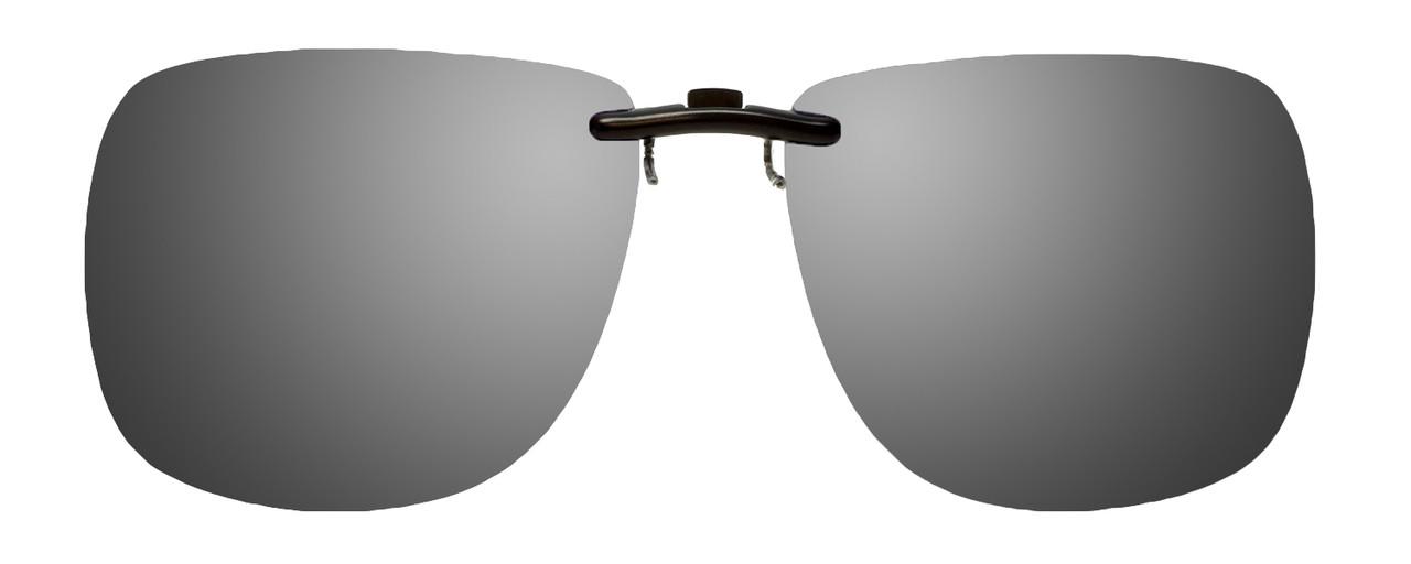 99026822ff6b9 Montana Eyewear Clip-On Sunglasses C13 in Polarized Silver Mirror ...