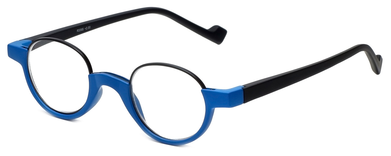 13145e3a83d2 Calabria 339 Vintage Oval Reading Glasses - Low Vision Glasses