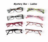 4 Pack Mystery Box Reading Glassses Collection, Womens Styles