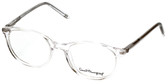 Ernest Hemingway Eyeglass Collection 4677 in Crystal :: Rx Bi-Focal