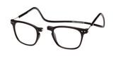 Clic Magnetic Eyewear Regular Fit Manhattan in Black :: Progressive