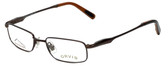 Orvis Designer Reading Glasses Crossing in Brown 47mm