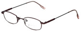 John Lennon Designer Eyeglasses JLC102-Burgundy in Burgundy 47mm :: Custom Left & Right Lens