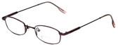 John Lennon Designer Eyeglasses JLC102-Burgundy in Burgundy 47mm :: Rx Single Vision