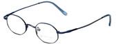 John Lennon Designer Eyeglasses JLC101-Blue in Blue 43mm :: Progressive