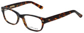 Ernest Hemingway Designer Eyeglasses H4609 in French Shell 50mm :: Custom Left & Right Lens