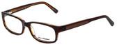 Marc Hunter Designer Eyeglasses MH7300-BRN in Brown 52mm :: Rx Bi-Focal