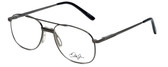 Dale Jr. Designer Eyeglasses DJ6807-SGU-57 in Satin Gun 57mm :: Rx Bi-Focal